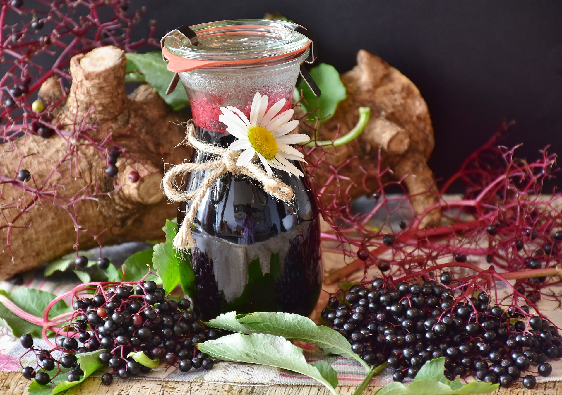 Bezgove jagode proti prehladu